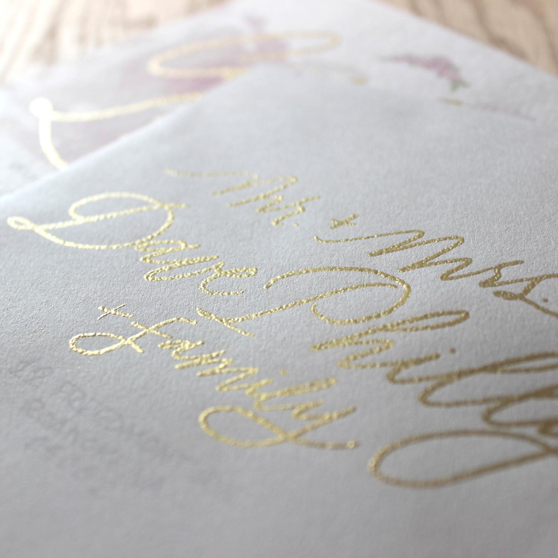 planning for wedding paper goods ash bush