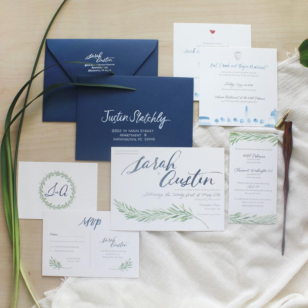 Invitations — Ash Bush