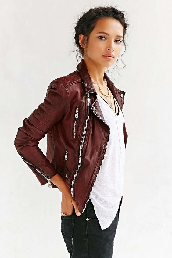 Urban Outfitter's Leather Jacket
