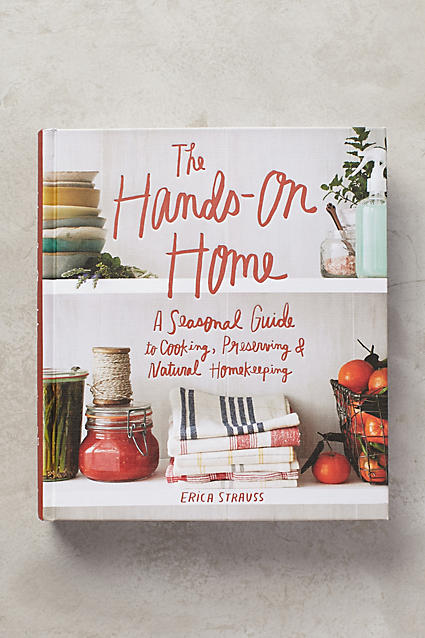 Erica Strauss' guide to cooking, preserving & natural homemaking.