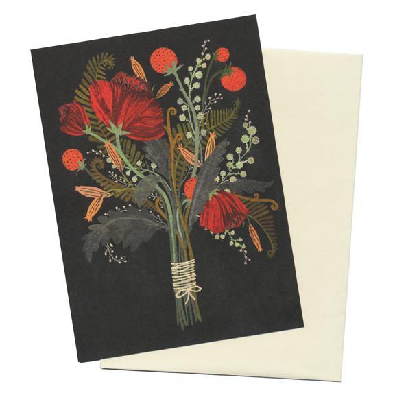 Becca Stadtlander's Flower Card
