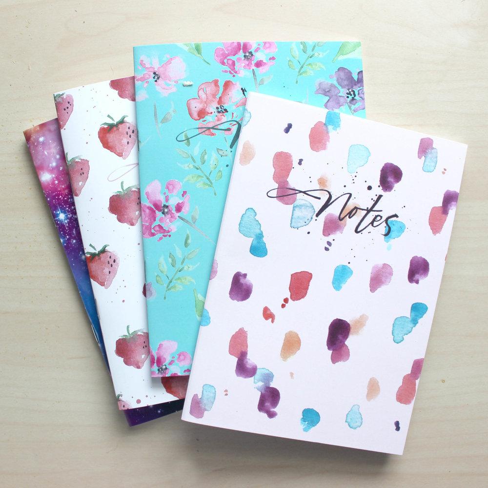 Ash Bush Notebooks