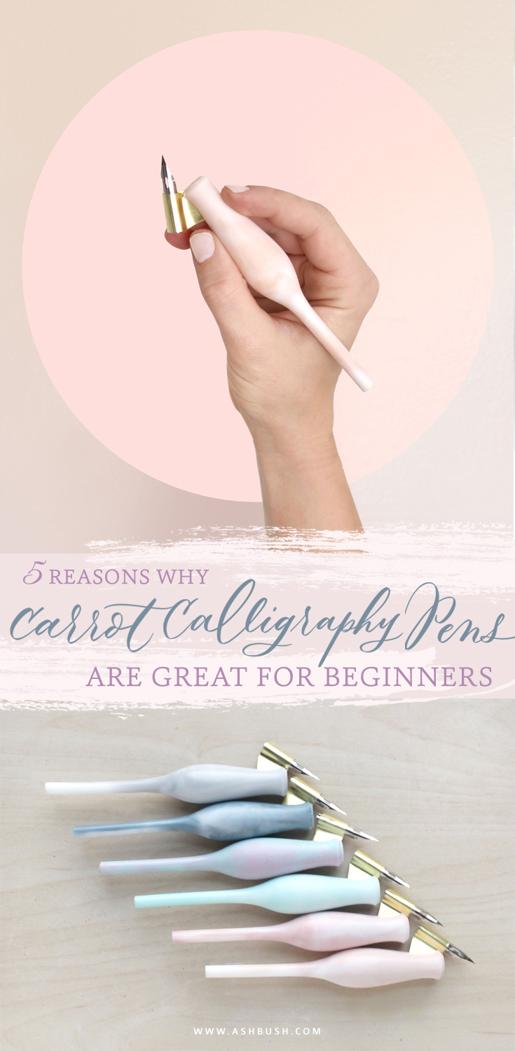 5 Reasons why Carrot Calligraphy Pens are Great for Beginners.JPG