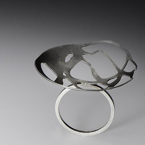 Scaled Wing Ring 1