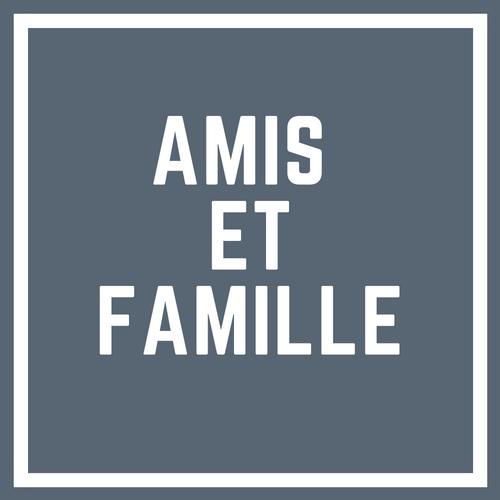 Escape Yourself | Amis et Famille