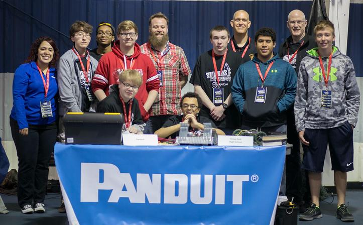 Panduit Receives Award for Commitment to Future Manufacturers