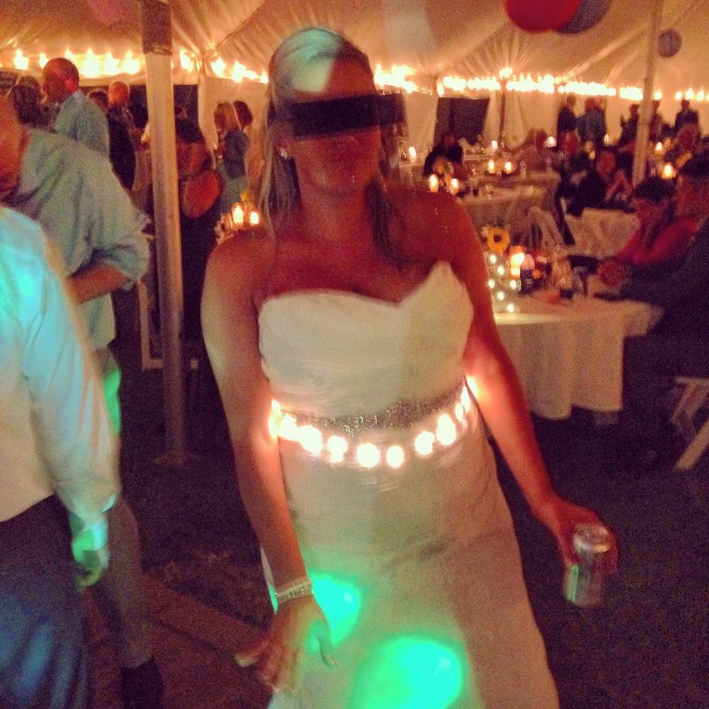 Yennygrams Party Bride