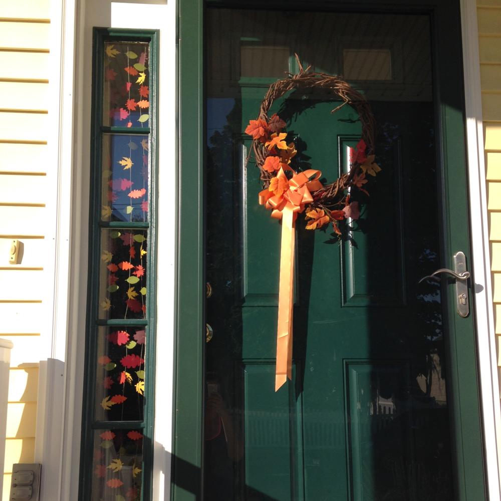 Yennygrams Front Door