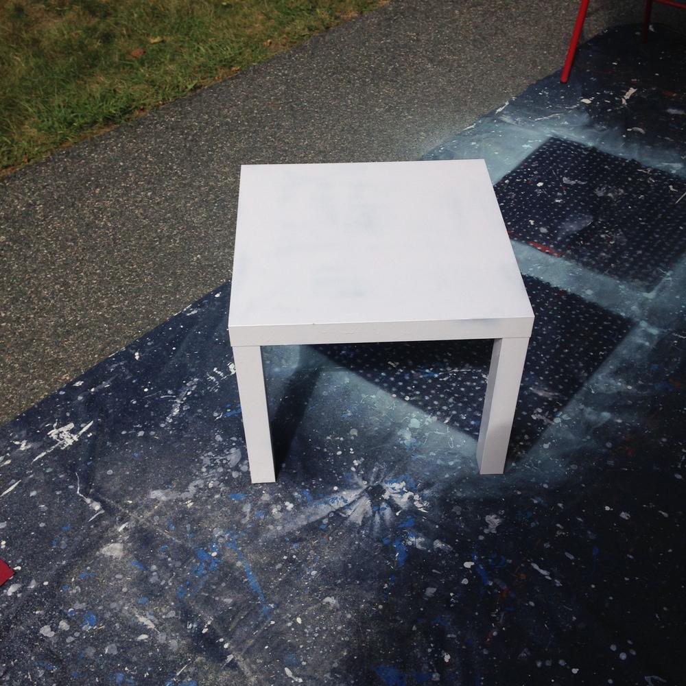 Lack Coffee Table - DIYennygrams