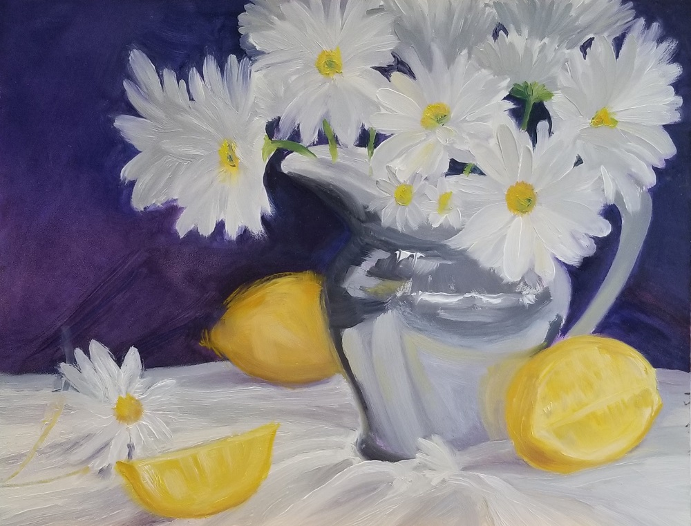 Daisies and Lemons