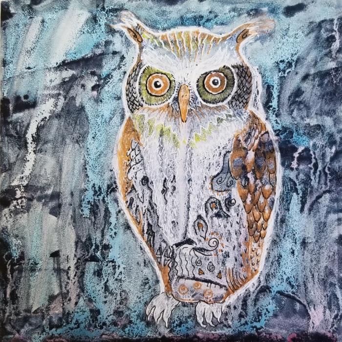 Owl Series: Owl #1