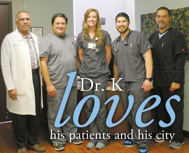 Dr Krishna Loves His Patients.JPG