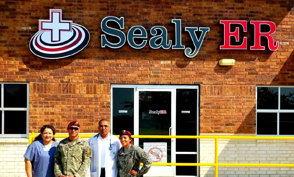 sealy emergency room visited by national guard.png