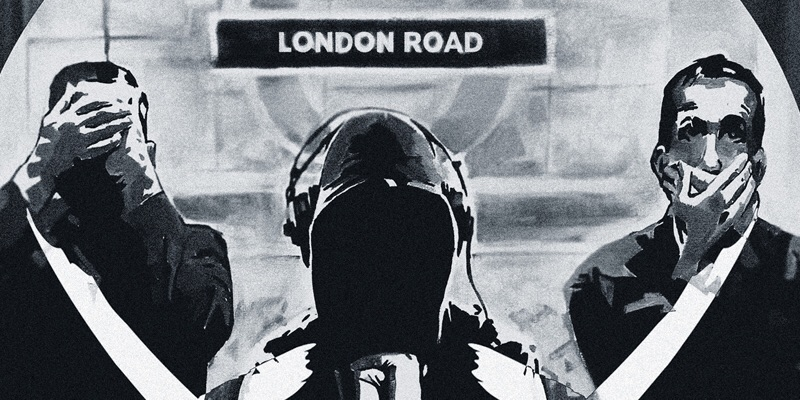 London Road Album Cover