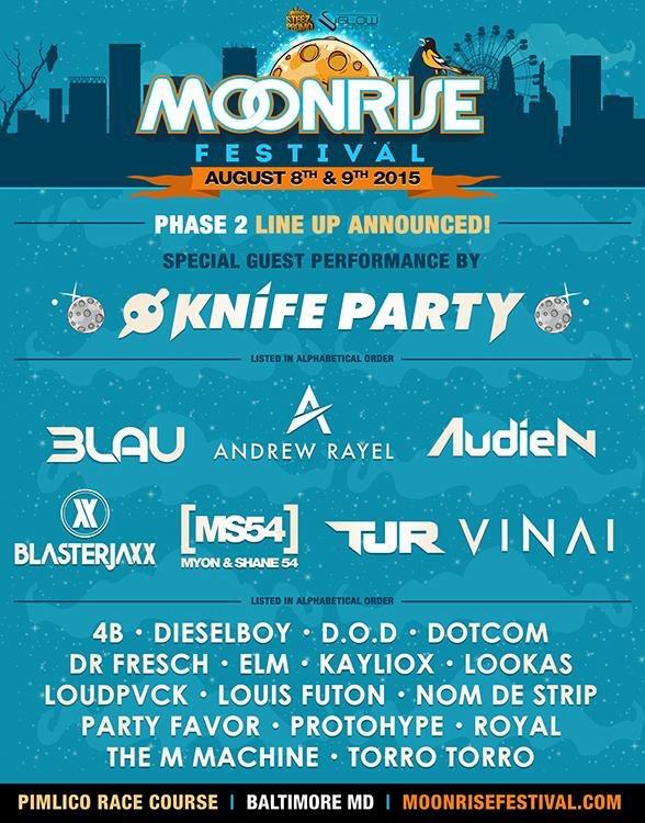Moonrise Festival: Phase 2