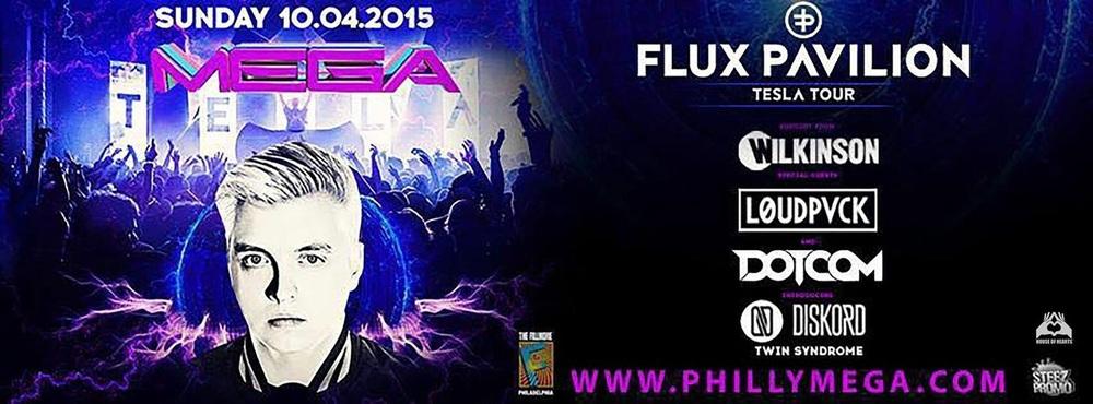 Flux Pavilion's Tesla Tour comes to Philadelphia 10.4