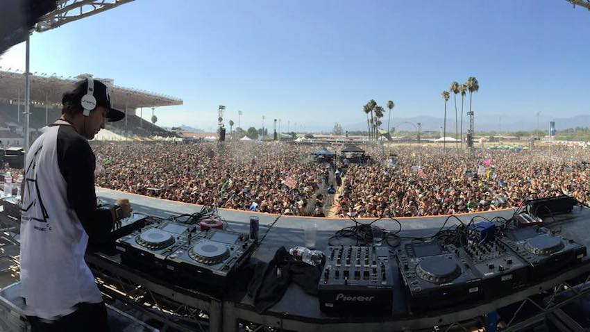 Jauz at HARD SUMMER 2015
