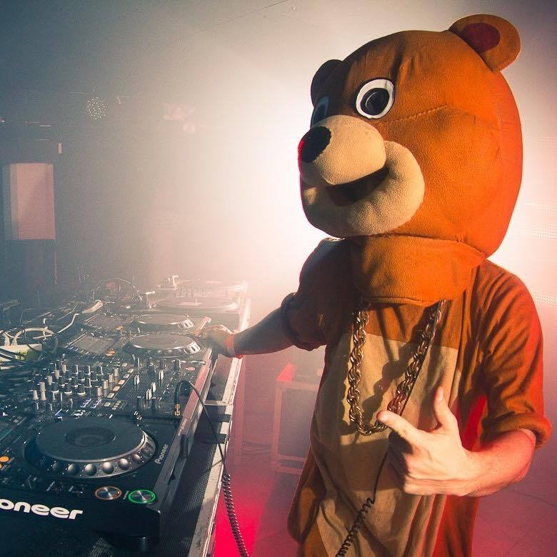 Talking With The Paradox Tour Bear - Interview With Bear Grillz