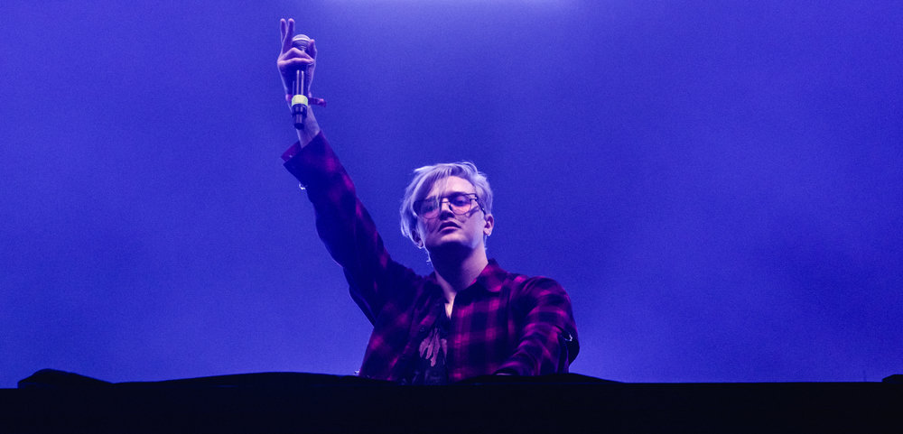 Ghastly - Photo by Tyler Monastero