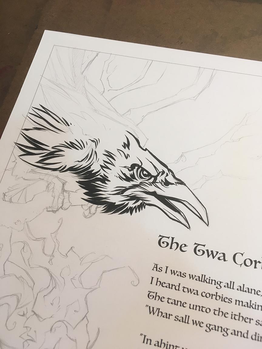 Starting to Ink