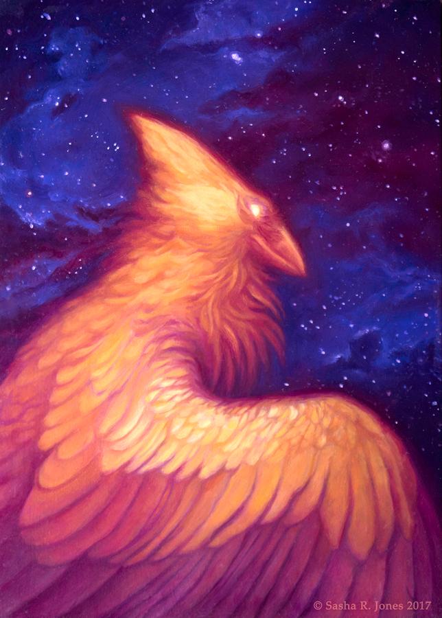 """Halcyon"" by Sacha R Jones  (I really, really like birds.)"