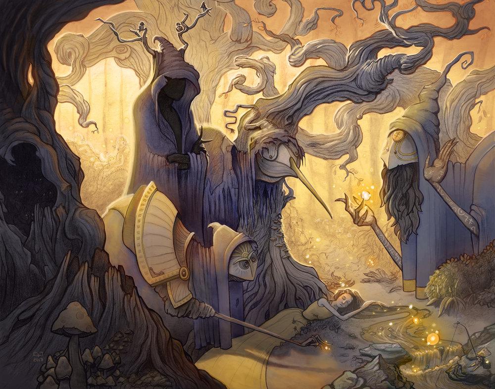 The Light Harvesters by Gavin Gray Valentine