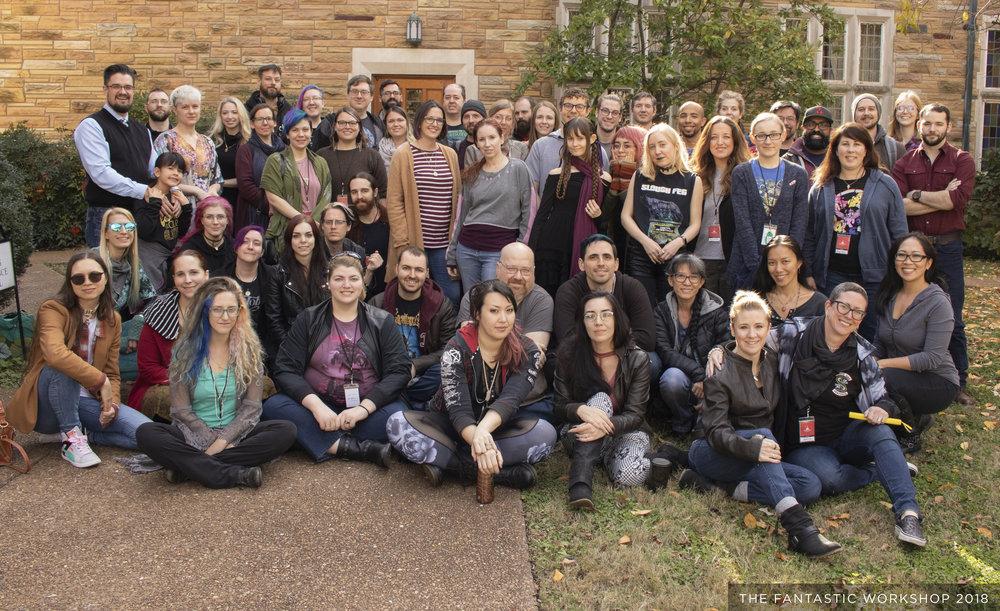 The Fantastic Workshop 2017