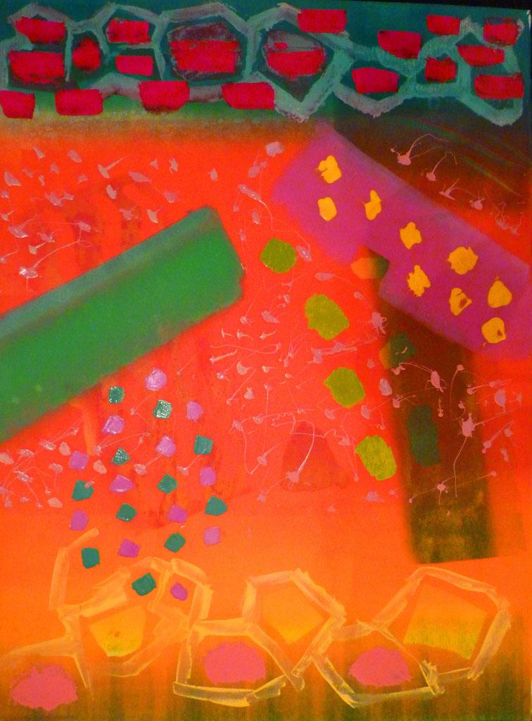 Sparks and Rocks. Monoprints. Kieron Farrow..jpg