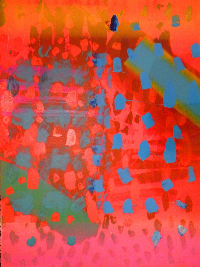 Sparks of Blue on Red. Monoprint. Kieron Farrow.(1).jpg