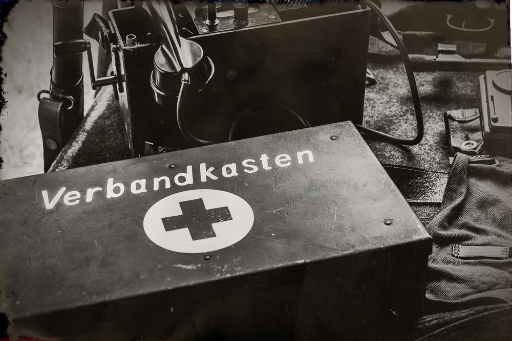 German First Aid Kit
