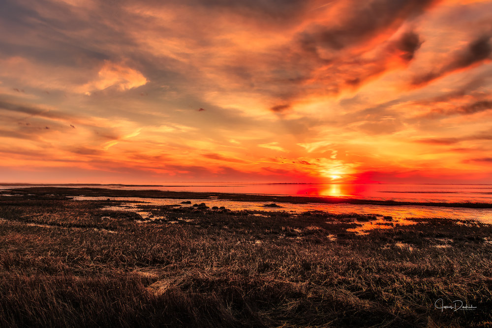 Sunset, Chincoteague