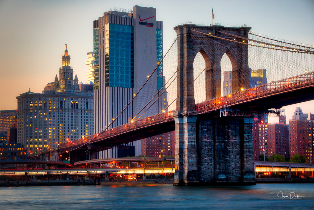 Last one for today.  Brooklyn Bridge