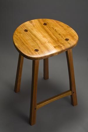 Plum stool