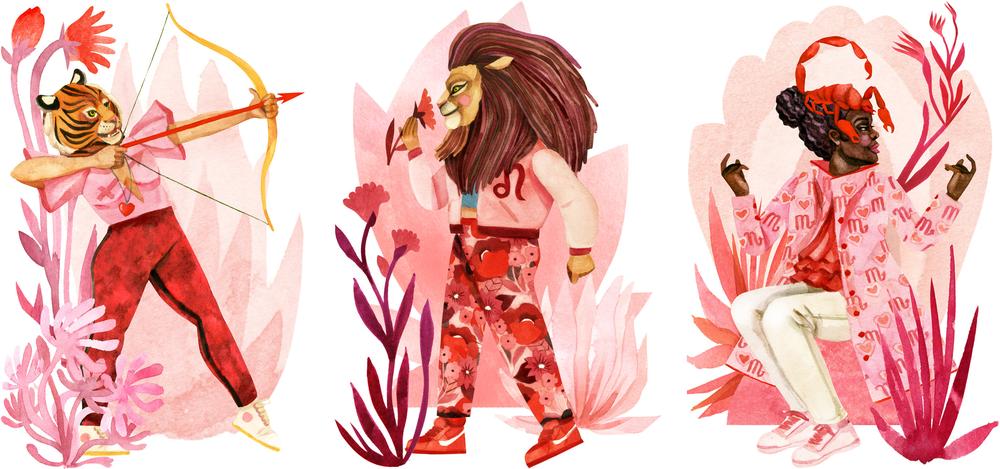refinery 29 | valentine's day horoscope