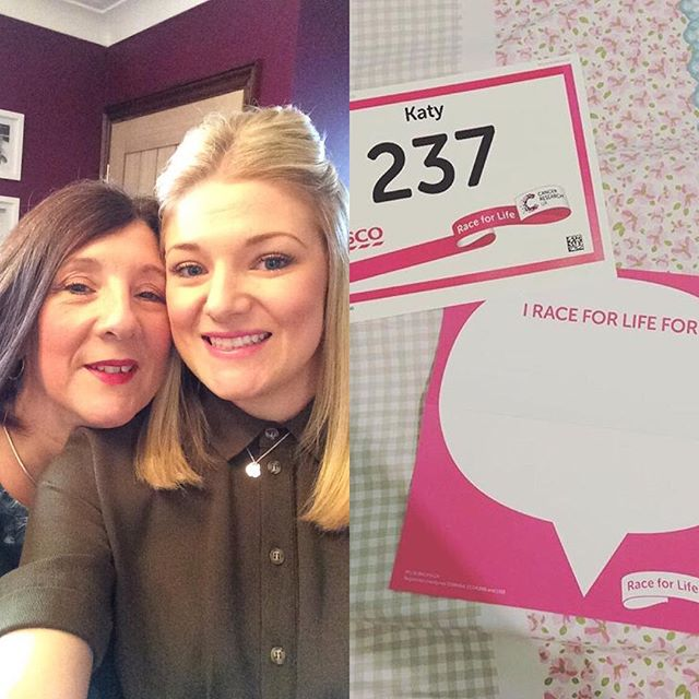 Katy Bobby and her mum Cher Bobby are running the Race for Life in Bury St Edmunds on 26th June on behalf of Trust Maria. Please check out their fundraising page and any donation would be greatly appreciated.  http://uk.virginmoneygiving.com/fundraiser-web/fundraiser/showFundraiserPage.action?userUrl=KatyBobby1&pageUrl=2  #raceforlife #suffolk #charity