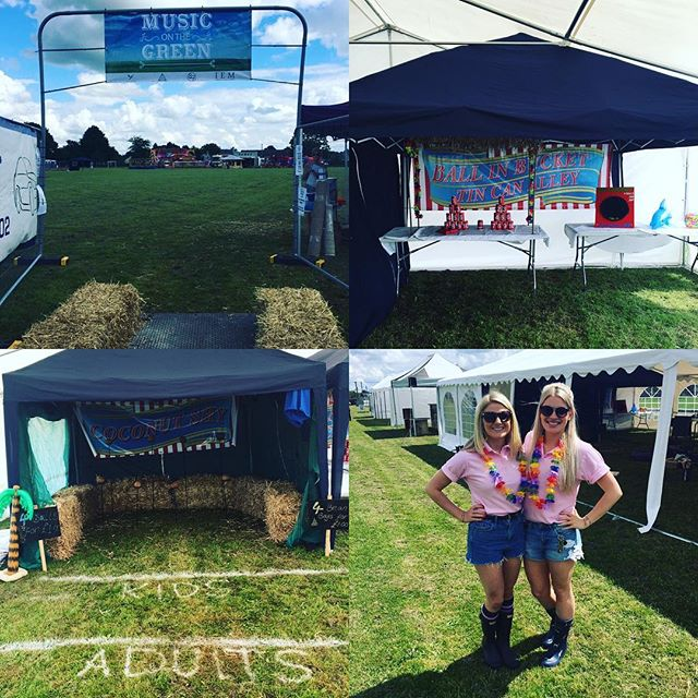 Would like to say a massive thankyou to everyone who came to Music on the Green on Saturday & a massive well done to all the guys involved with organising the whole event & to everyone who helped out, it was a brilliant day!