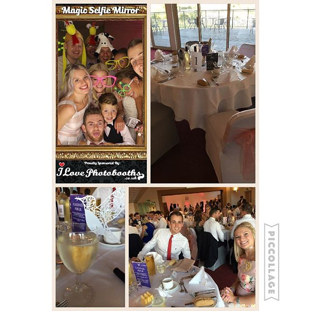 We had a brilliant night last night at The Summer Ball.  Thank you to everyone who came! 🍾 #trustmaria #summerball #selfiemirror