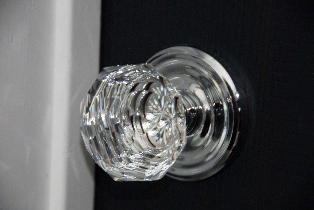 My favorite new item... the door knob!