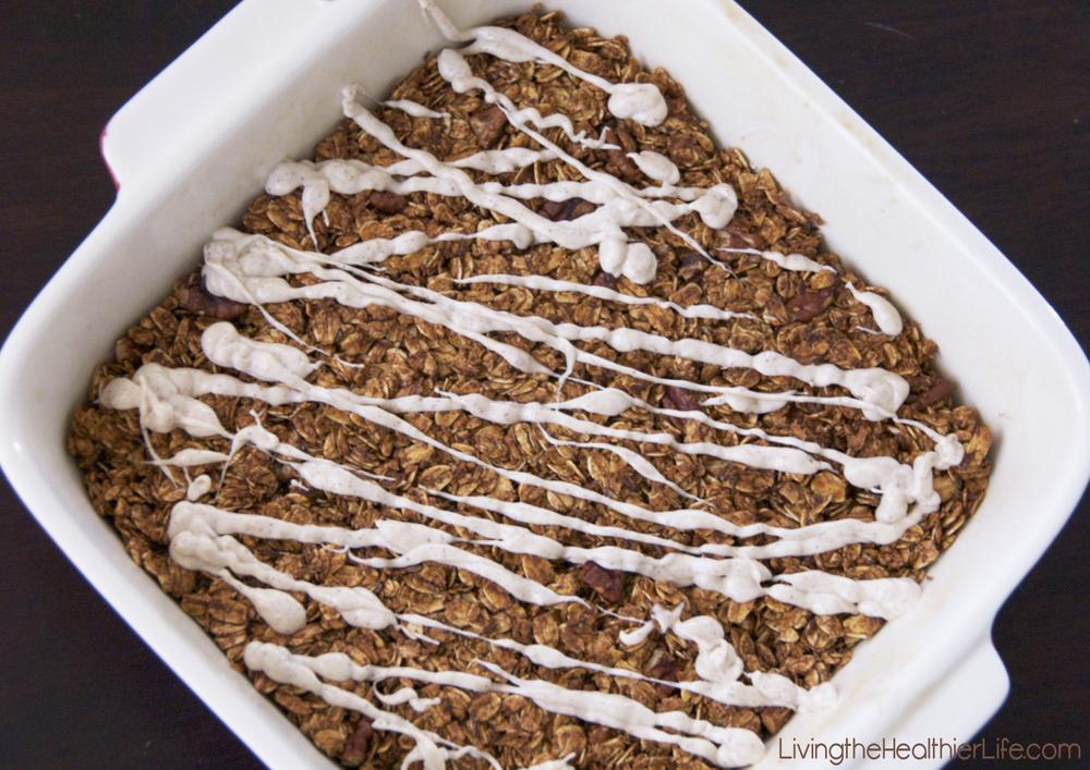 g ingerbread granola