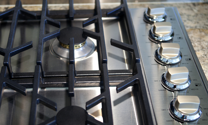 how to clean your stove/oven