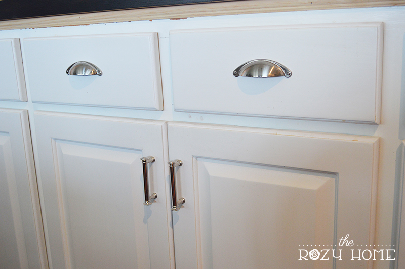 the plain flat panel drawers  easy  and inexpensive  cabinet updates  adding trim to cabinets      rh   therozyhome com