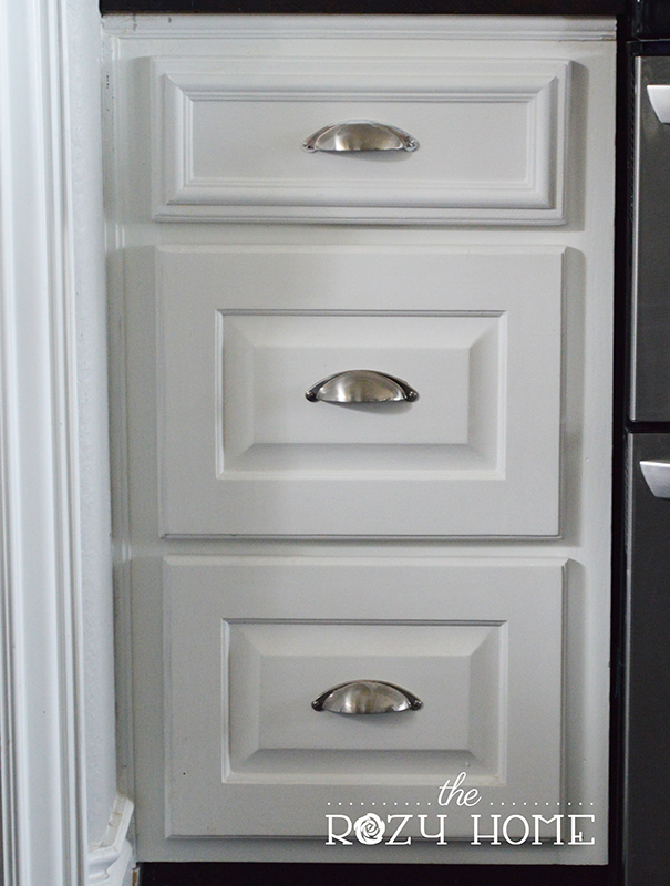 How To Add Trim To Kitchen Cabinets