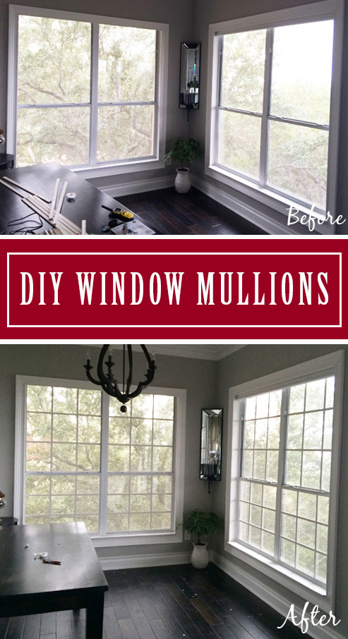 Updated Making Your Own Window Grids Grilles Mullions