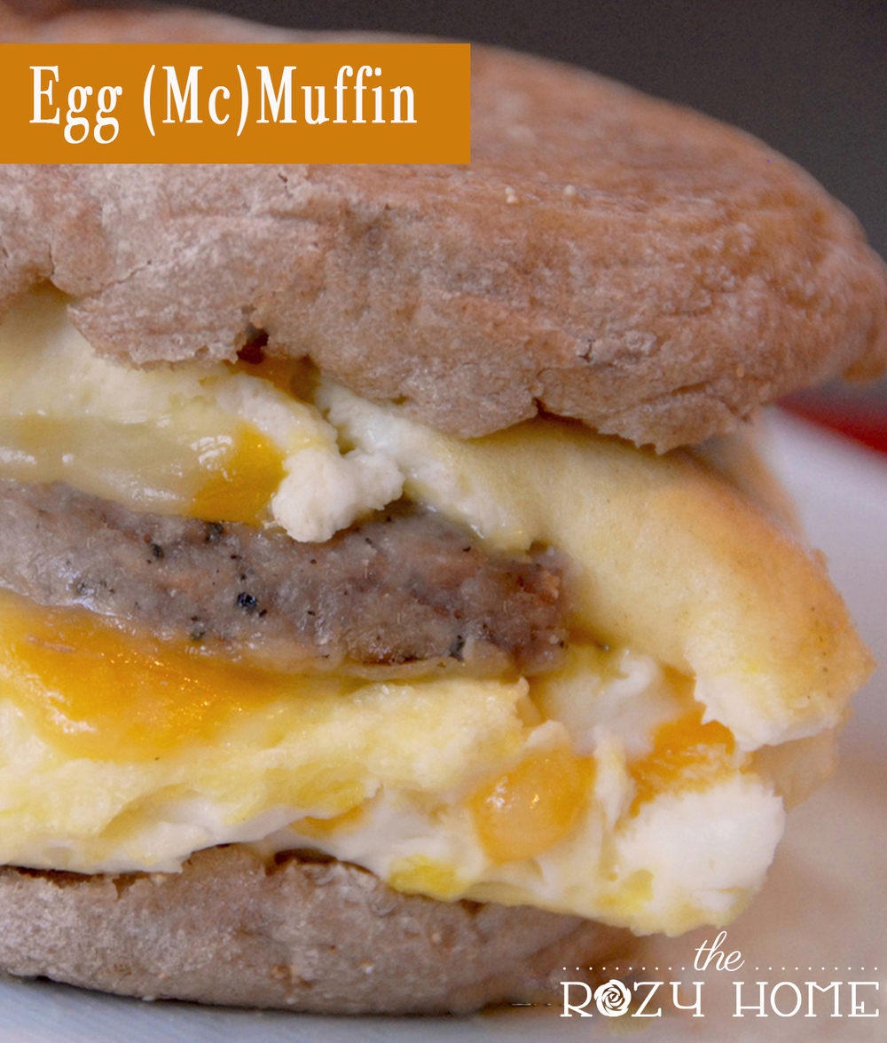 Healthy Egg McMuffin