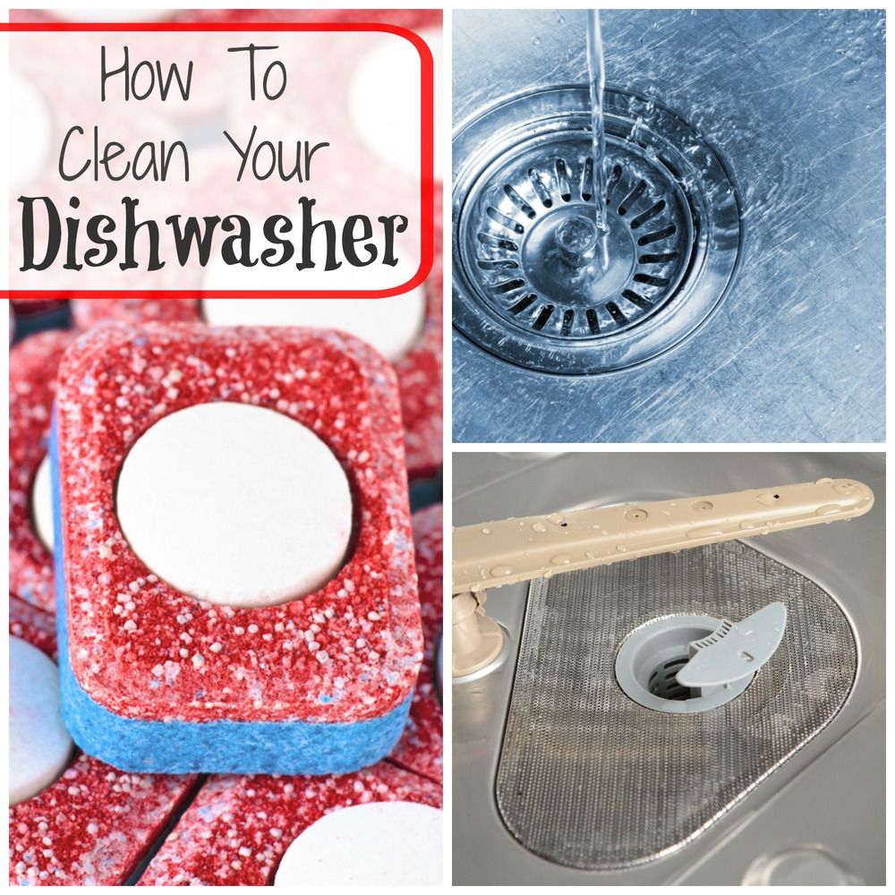 the great appliance clean up how to clean your dishwasher the rozy home. Black Bedroom Furniture Sets. Home Design Ideas