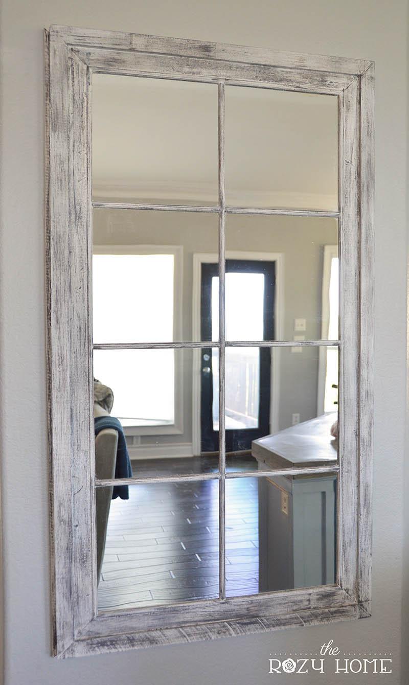 factory online 5781a 0d7c6 large white mirror