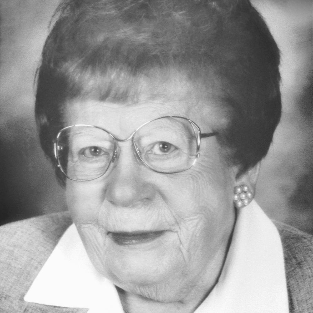 Vera DeLean Ginn (SHS 1925)