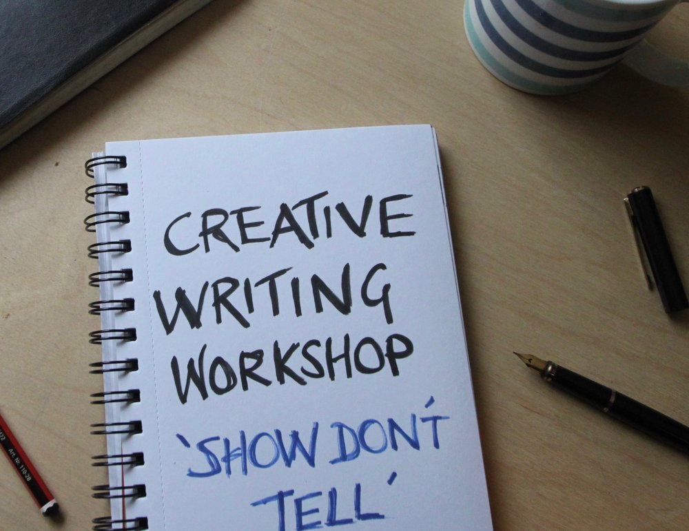PGDip Creative Writing (online)