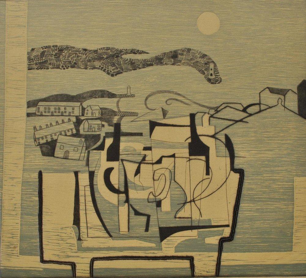 Trevor-Price-drypoint-woodcut-indian-summer-print.jpg