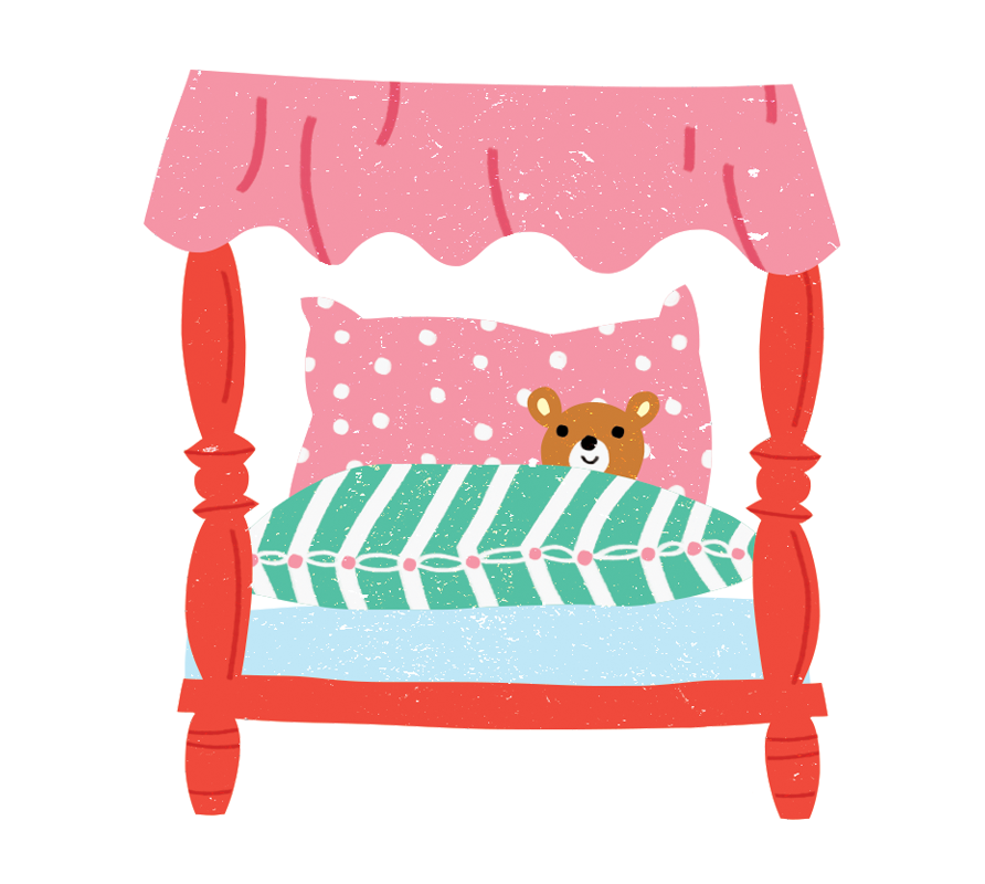 Little Princess's Bed